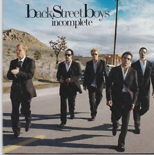 Back Street Boys-Incomplete cd single
