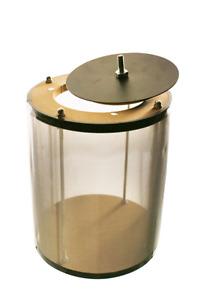 Heisenberg Rechange Réseau Tambour 100µ Pour Hnbg Pollenmaschine Cultiver