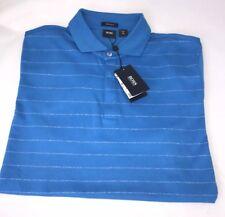 Boss Hugo Boss Press 01 Regular Fit Polo Shirt M Blue