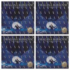 NOVO!!!!   Dragana Mirkovic - Uzivo iz Kombank Arene Beograd 03.10.2014. (2x CD)