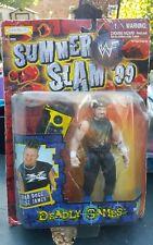 WWF WWE NWO Wrestling Figures Jakks Pacific ROAD DOGG JESSE JAMES 1999
