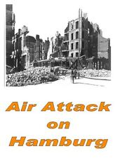 AIR ATTACK ON HAMBURG * with switchable English subtitles * *SALE*