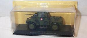 AMD 35 Panhard 178 Netherlands 1940 ww11 vehicles 1-43 scale new in case