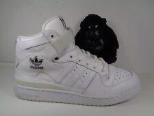 Mens Adidas Forum White Super Star Basketball shoes size 11 US pwc 681-001