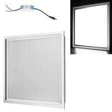 ✅ LED ULTRASLIM 30x30cm 12W Deckenleuchte Panel Lampe Flächenleuchte Kaltlicht