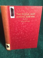 The Fiddle & the Bow by S.P. Fain Bob Alfred Taylor Tennessee Governor Bio 1952