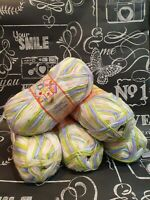SUPER SOFT BABY YARN NAKO KNITTING CROCHET WOOL/YARN BALLS 1 X  500g PACK NEW