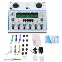 Electric Acupuncture Stimulator Machine 6 Output Patch Massager Care KWD808-I