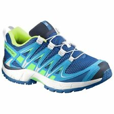 Scarpa da trekking da bambino running ginnastica JR shoes Salomon XA Pro 3DK