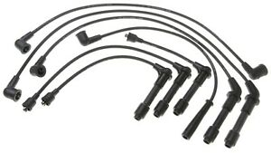 Ignition Wire Set -ACDELCO 9366W- IGNITION WIRE SETS