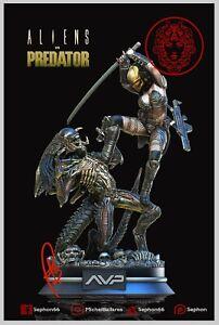 Alien vs Predator: Machiko & the Hybrid