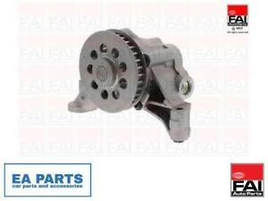Oil Pump for AUDI SEAT SKODA FAI AUTOPARTS OP329