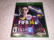 FIFA 14 (Microsoft Xbox One, 2013) Soccer Game Brand New, Factory Sealed!