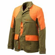 Beretta Upland Hunting Jacket, Light Brown/Orange, Large