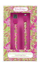 LILLY PULITZER USB CHARGING CABLE JUNGLE TUMBLE 8 Pin Sync Cord 5 FT IPhone 5 6