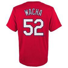($25) St Louis Cardinals MICHAEL WACHA mlb Jersey Shirt YOUTH KIDS BOYS xl