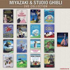 MIYAZAKI & STUDIO GHIBLI-COLLEZIONE i 17 MIGLIORI TITOLI - DVD