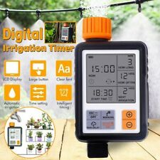 LCD Screen Electronic Automatic Water Timer Sprinkler Controller Irrigation I