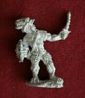 Grenadier Models Inc - AD&D Denizens of the Swamp - 2010 (C) Gnoll - Pre Slotta
