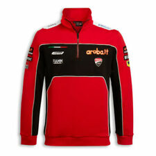 DUCATI SBK TEAM REPLICA 18 SWEATSHIRT WORLD SUPERBIKE SMALL