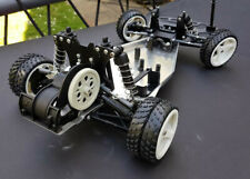 Schumacher Cat 1:10 2WD R/C car. Unused rolling chassis. New condition.