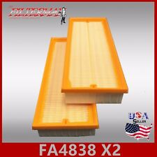 FA4838(X2) ENGINE AIR FILTER: G500 G550 GL450 GL550 GLK350 ML350 ML450 & ML550