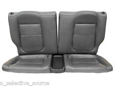 94-01 Acura Integra GSR VTEC OEM JDM Grey Gray Leather Rear Seats Trim B18 DC2