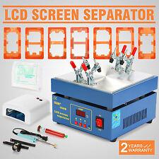 7 Mould LCD Separatrice Macchina Vetro Riparazione Professionale LED Display