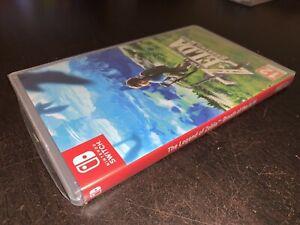 Legend Of Zelda: Breath Of The Wild • Nintendo Switch (Mint) • SAME DAY DISPATCH