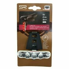 nuevo//en el embalaje original LED luz trasera batería Selle Royal para sillín clip CatEye reflex auto