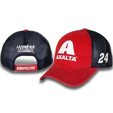 William Byron Axalta Checkered Flag Sports Nascar 2018 Sponsor Trucker Mesh Hat