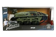 Jada Toys Fast and Furious 8 Ripsaw Tank 1:24 Green 98946