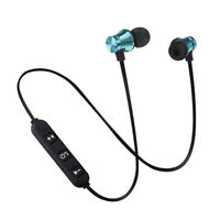Wireless Magnetic Earbuds In-Ear Earphones Noise Cancelling Running Headset
