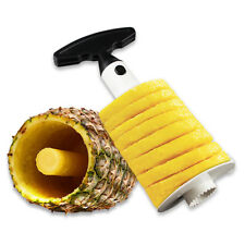 B2G1 Free Easy Kitchen Tool Fruit Pineapple Corer Slicer Cutter Peeler Quality