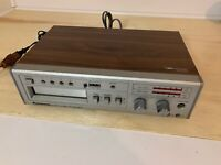 Panasonic RS-856 Vintage 8-Track Tape Player | Used Condition Powers Up & Works