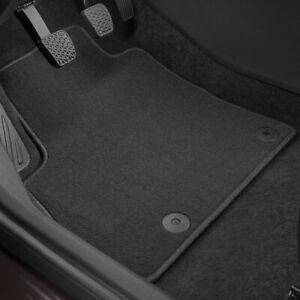 2017 2018 2019 Cruze Jet Black 4 pc Carpeted Floor Mat Set OEM# 39109972