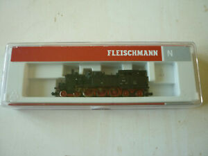 1 vapeur 232 FLEISCHMANN DIGITALE  très bon état général en N