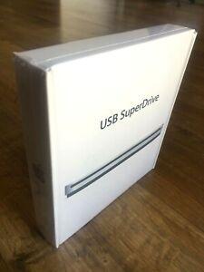 APPLE USB SuperDrive - CD DVD RW Externe Lecteur Graveur A1379