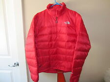 Mens New North Face Summit Series Thunder Jacket Size Large Color Red