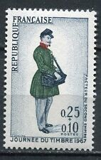 STAMP / TIMBRE FRANCE NEUF LUXE ** N° 1516 ** FACTEUR DU SECOND EMPIRE