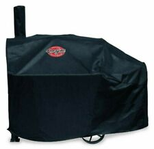 Char-Griller COMPETITION PRO BBQ COVER 280x53x500mm Heavy Duty Poly/PVC