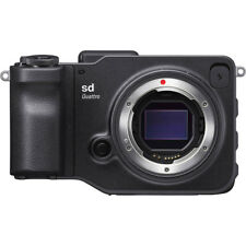 Sigma SD Quattro Digital Camera Body