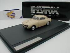 Matrice 41803-011 - STANGUELLINI FIAT 1100 Berlinetta Bertone dans blanc crème 1:43