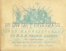Antique Reproduction English Gunmaker > Wm. Moore & Wm. Grey London, England