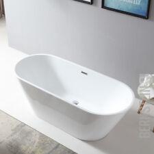 Badewanne Lugano Acryl weiß 170x74