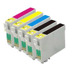 5 cartuchos de tinta  non oem para Epson  XP245 XP247 XP345 XP342 XP442 XP445 29