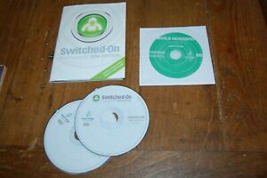 2014 Switched-On Schoolhouse 9th Grade WORLD GEOGRAPHY w/install discs