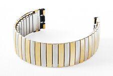 Swatch Two-Tone Flexible Metal Strap Gold / Silver - Size S