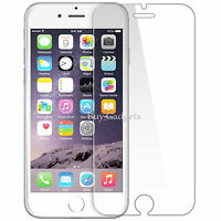 """10 x APPLE IPHONE 6 4.7"""" CLEAR FRONT SCREEN PROTECTOR LCD FILM FOIL GUARD"""