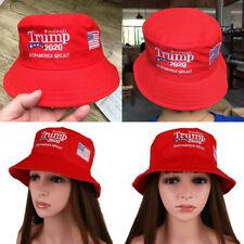 Donald Trump 2020 Election Keep America Great Again Bucket Hat Fisherm Cap CA VI